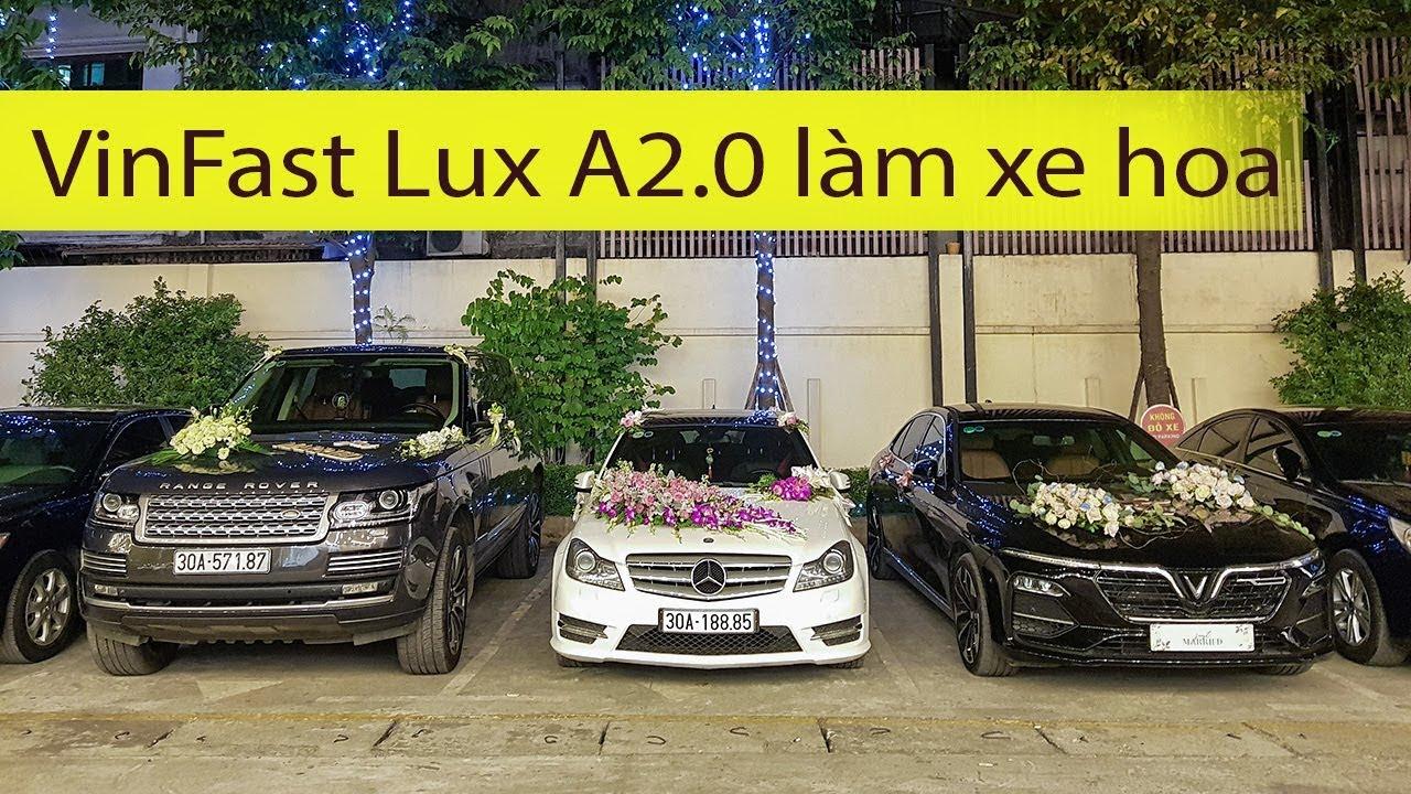 Cho Thuê Xe VINFAST LUX A2.0
