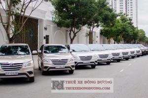 Cho thuê xe 4 chỗ tự lái TPHCM