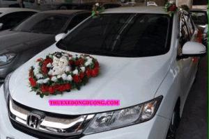 Thuê xe hoa đám cưới quận Tân Phú