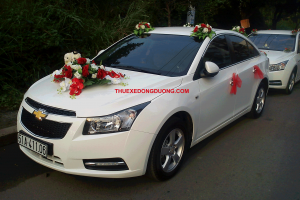 Thuê xe hoa đám cưới quận Thủ Đức