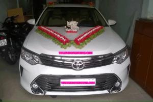 Thuê xe hoa đám cưới quận Bình Tân