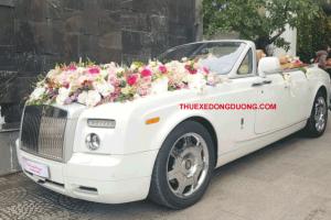 Thuê xe hoa đám cưới quận 1
