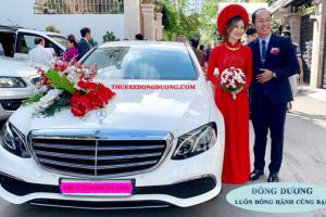 Thuê xe dịch vụ đám cưới
