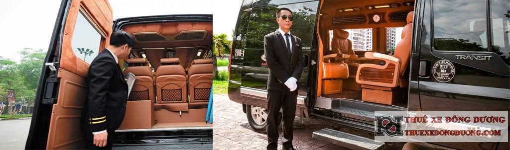 Thuê xe limousine